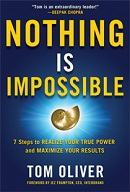 nothing_is_imposible-book by Tom Oliver